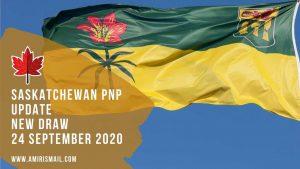 Saskatchewan PNP invited 535 immigration candidates
